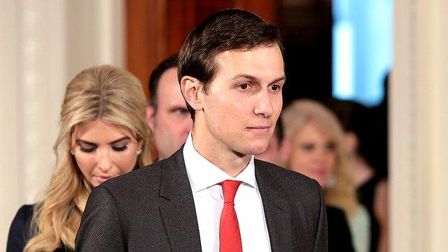 Kushner accused of using WhatsApp, personal email to conduct official business  http:// hill.cm/unUkr4w  &nbsp;  <br>http://pic.twitter.com/E9KVYbdWtU