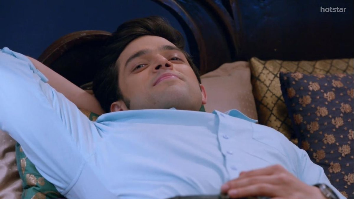 #KAsautiiZindagiiKay &#39;Prerna nae apne husband ko kisi aur aurath se bachaya!&#39; #Parthsamthaan&#39;s  expressions as Anurag was so cute in this scene, happy, relieved that he was saved from Komo n proud of his wife Prerna! So, Anu accepted Pre as his wife n Komo as &#39;kisi aur aurath&#39; <br>http://pic.twitter.com/CWZRO43kaA