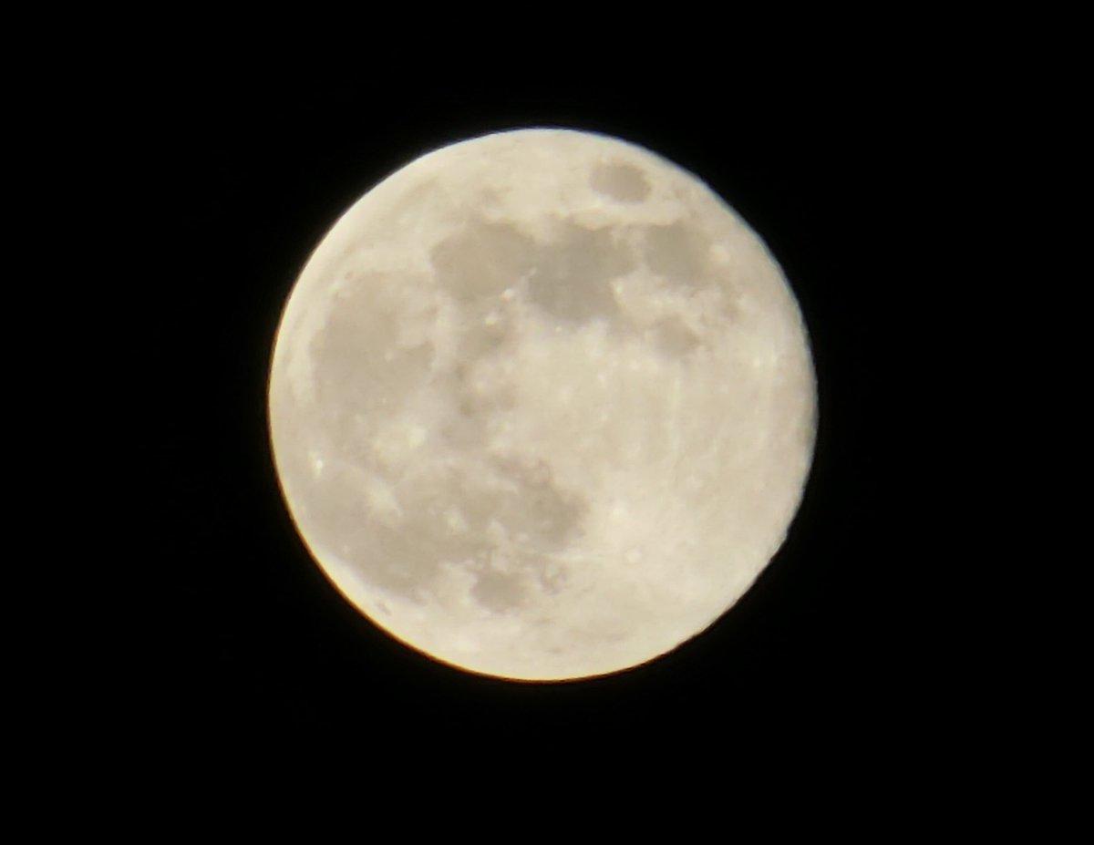 🌕It's complete🙌 満月。 望月。 十五夜の月。 #イマソラ #イマツキ #お月様 #Moon