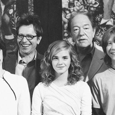Happy birthday Gary Oldman who starred with Emma Watson in HP xx