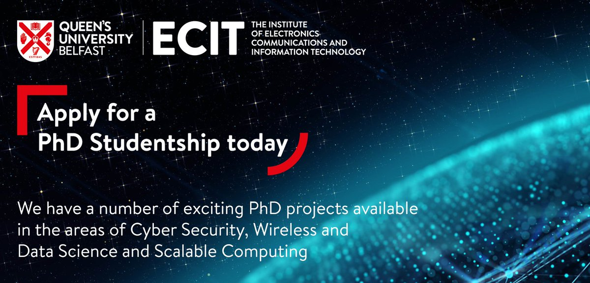 If UniServer research interests you, why not think about coming to the ECIT Institute to study for a PhD in the field.