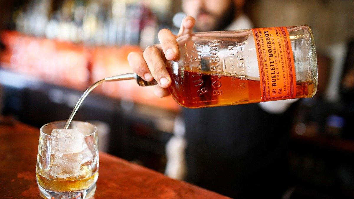U.S. whiskey exports dry up as tariffs bite https://reut.rs/2Jt1Nh5