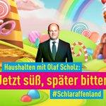 Image for the Tweet beginning: Jetzt süß 🍯, später bitter