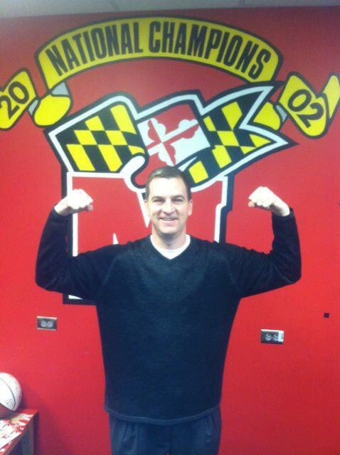 #TBT to @TerrapinHoops  coach @CoachTurgeon &quot;Zaching&quot;. Good Luck today Terps as you take on Belmont!  <br>http://pic.twitter.com/H2YNHgC0iA