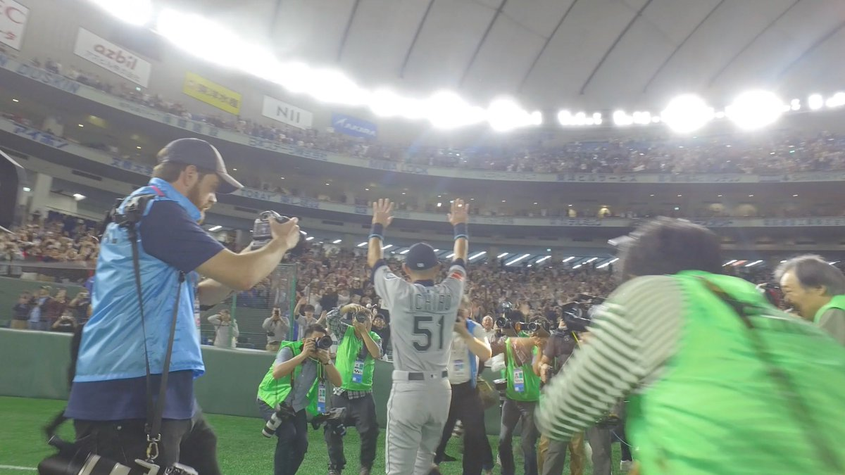 Seattle Mariners's photo on Over 3
