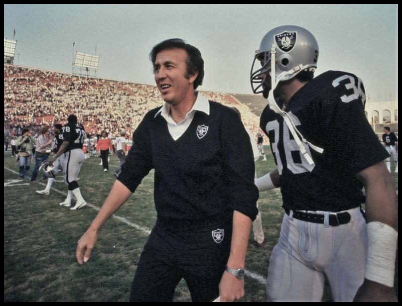 Happy 82nd birthday to #Raiders QB Tom Flores, March 21, 1937.  A Super Bowl XV &amp; XVIII champion as head coach. <br>http://pic.twitter.com/zoewbCKdzD