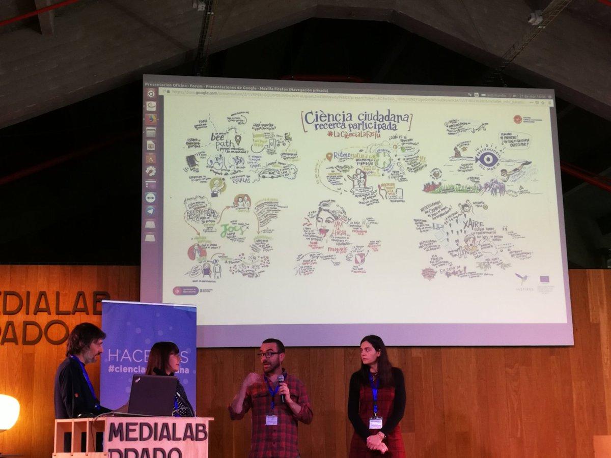riunet oficina cc bcn - FORO Ciencia Ciudadana Madrid 2019