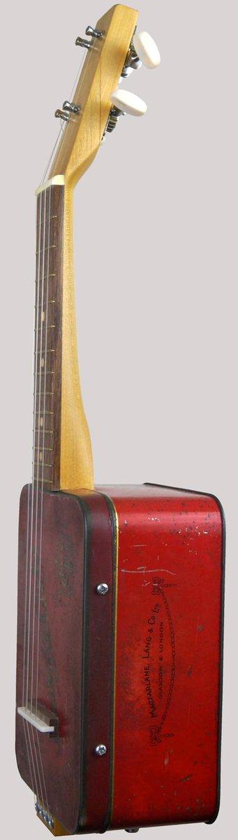 Cigar box Cig-r tin soprano canjoleleat Ukulele Corner