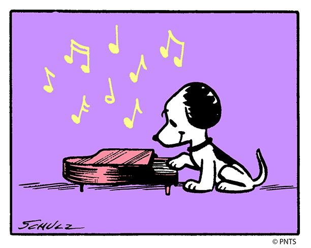 A fan of music since day one #tbt