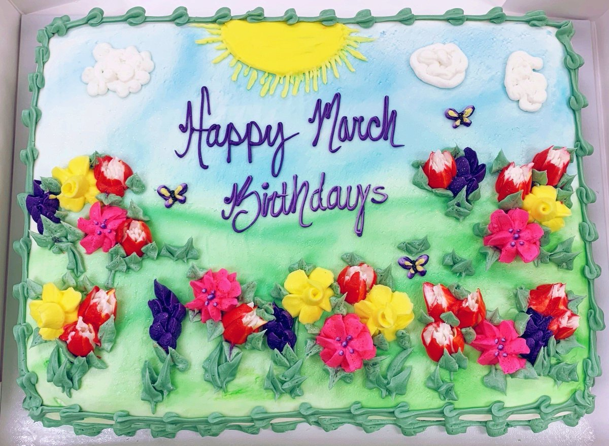 Tremendous Exair Corporation On Twitter Happy March Birthdays Do You Birthday Cards Printable Nowaargucafe Filternl