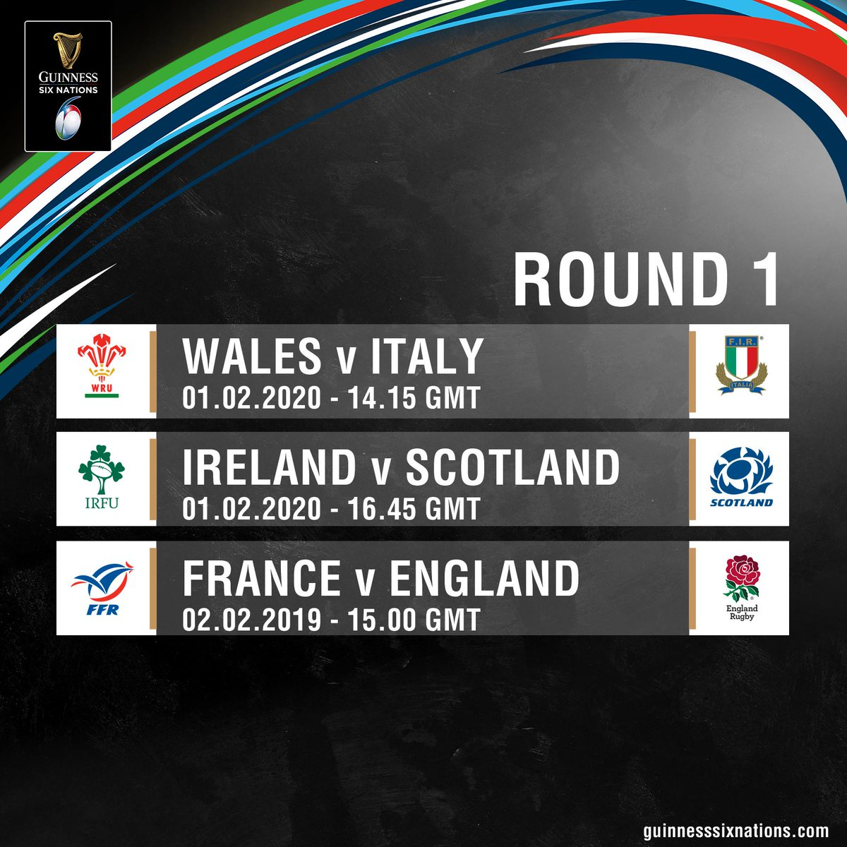 6c7851ee09d Guinness Six Nations on Twitter: