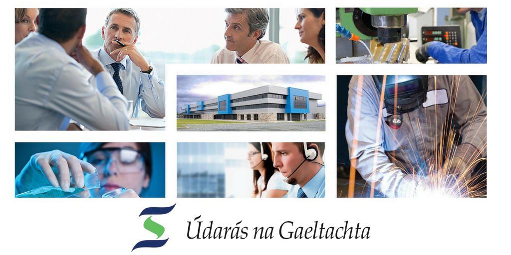 Cuireann Údarás na Gaeltachta réimse leathan dreasachtaí agus tacaíochtaí ar fáil do ghnóthaí, tá tuilleadh eolais le fáil anseo: http://bit.ly/2smfvaM #Gaeltacht