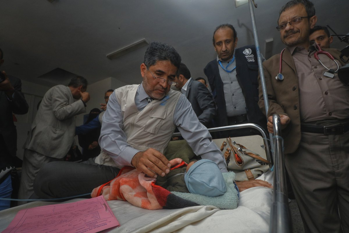 Who Yemen On Twitter Chronic Illnesses Like Diabetes Kidney Failure Cancer Account For 57 Of Total Deaths In Yemen Last Year Who Partners Saved Thousands Of Lives Through Providing 120k