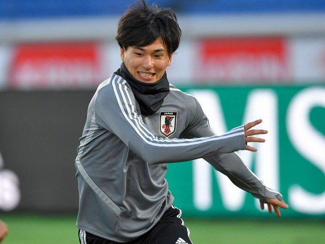 【日本代表】南野拓実「真司くんはだれが見ても日本で一番実績のある選手」 https://t.co/thfDBrzm8z https://t.co/3KEtAJjEJD