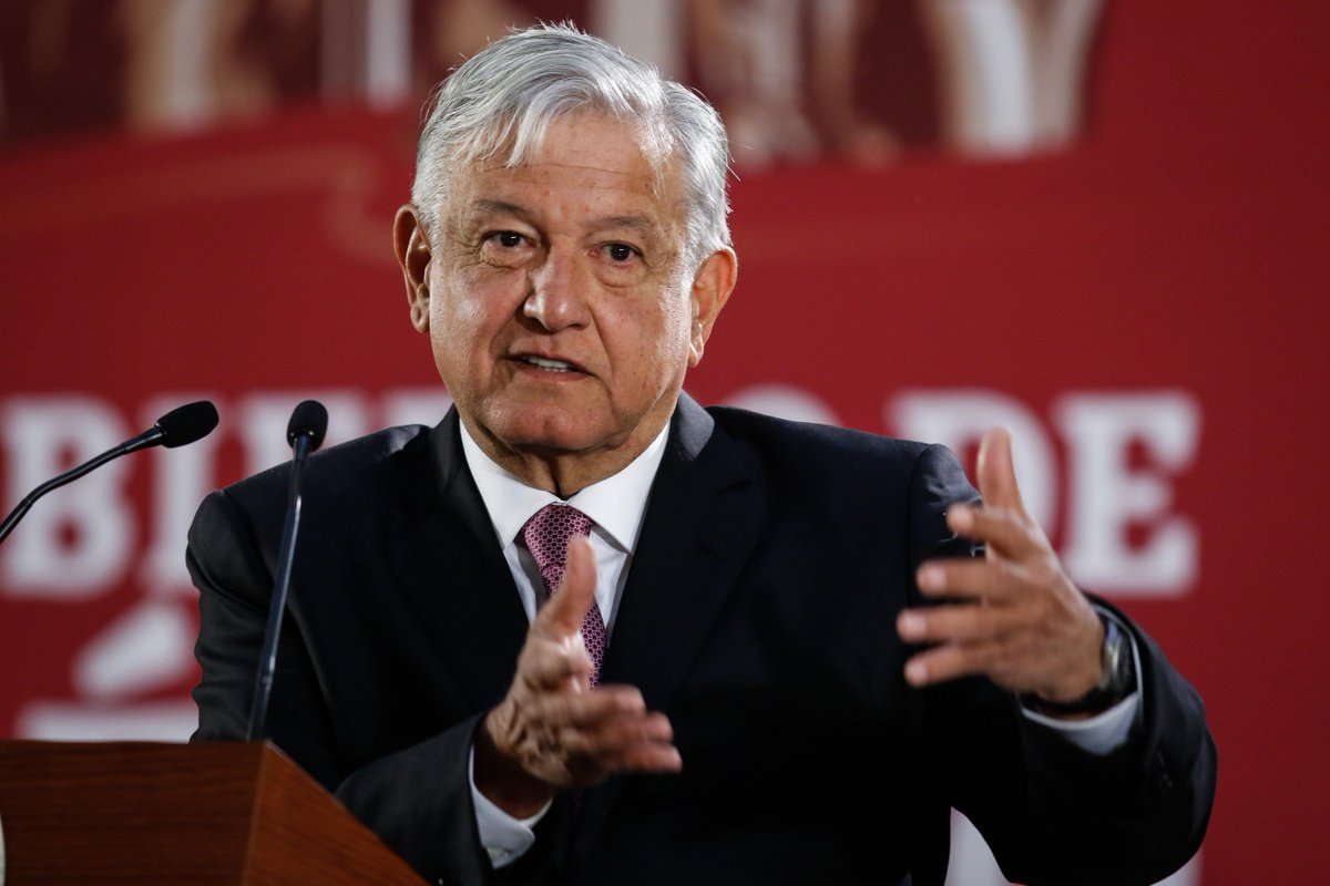 Mexico, U.S. make progress on 10 bln USD investment in S. Mexico & Central America https://t.co/eXKFOxg7B0 https://t.co/BT9w1loMwJ
