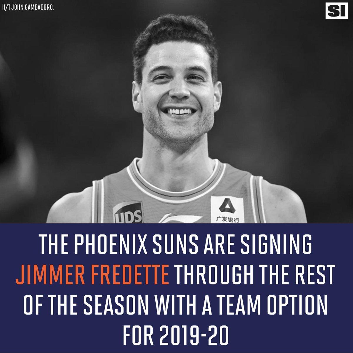 Jimmer is BACK