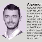 Image for the Tweet beginning: We're happy to welcome @AlexandreKech