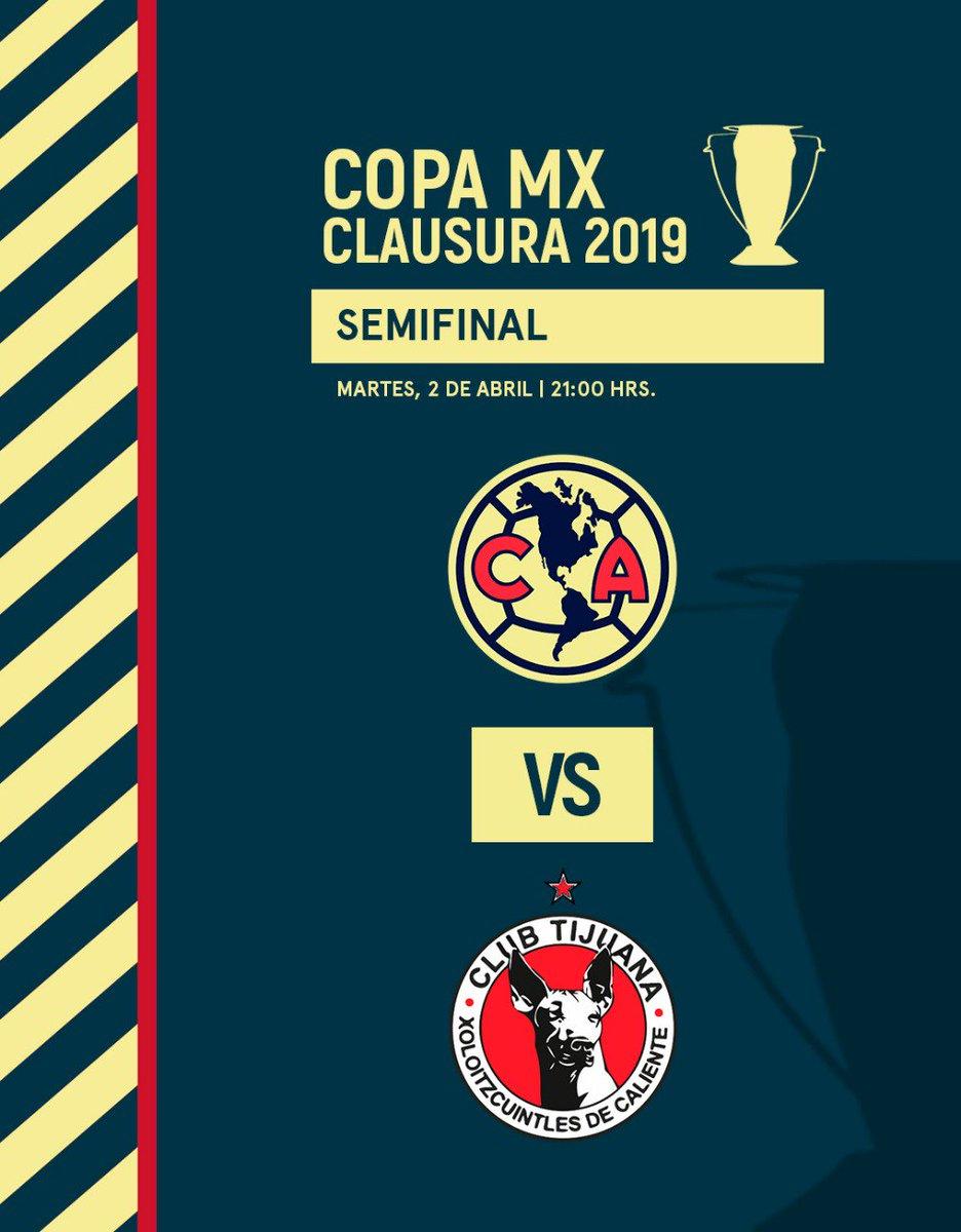 Club América's photo on #CopaMX