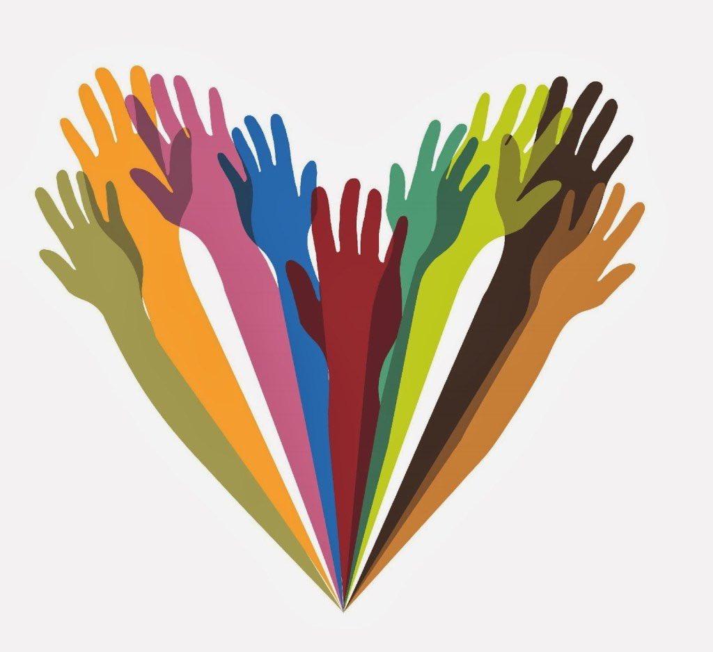 Ai mille colori del mondo 🌍 #FightRacism