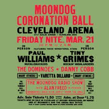 test Twitter Media - #retro #ClassicRock #Alternative #Indie #60Music #70sMusic #Rock #twitter. March 21, 1952: The Moondog Coronation Ball, the 1st Rock 'N' Roll stage show, was held at the Cleveland Arena. ** Was considered to be the 1st major Rock concert. https://t.co/WFf6BcdKQj