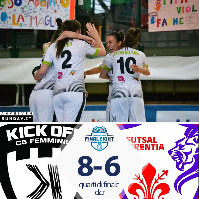 Una Final Eight di rigore quella vissuta finora a Cavezzo: anche @kickoffc5milano - Florentia si decide dal dischetto. Ultimo e decisivo sigillo di Sofia Vieira. #futsal #finaleight2019 #coppaitalia https://www.anygivensunday.it/home/2019/03/vieira-dal-dischetto-kick-off-semifinale-florentia-ko/ …