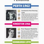From ranking Scotland's second top sport at Edinburgh 1970 to...