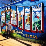 Made it to Austin 🤙🏻. Such a cool city! Let's have a great weekend 🏎💯 #ME7 #INDYCAR #Austin @COTA