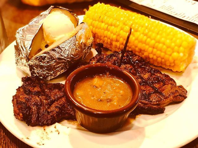 test Twitter Media - What do you do, when you are alone in a beautiful city like #Singapore, done with all of your #Meeting, and feel hungry? You treat yourself with a nice #Dinner! For me this can't be any better! Prime Ribeye Steak with Corn & Baked Potato. And Root Beer F… https://t.co/X4hOebaI9T https://t.co/Npk9hQ0h6V