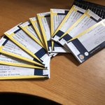 With impeccable timing our season tickets for the Qualifying Campaign have arrived 😂 https://t.co/jBRBO3NmHT