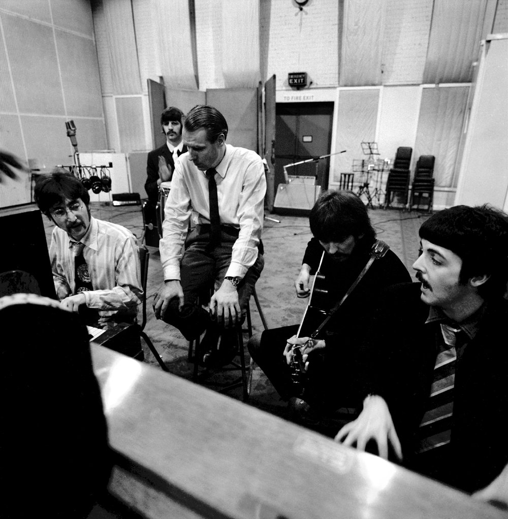 """(About #SgtPepper) """"We were opening up artistically and taking all the blinkers off."""" - Paul #TheBeatles"""