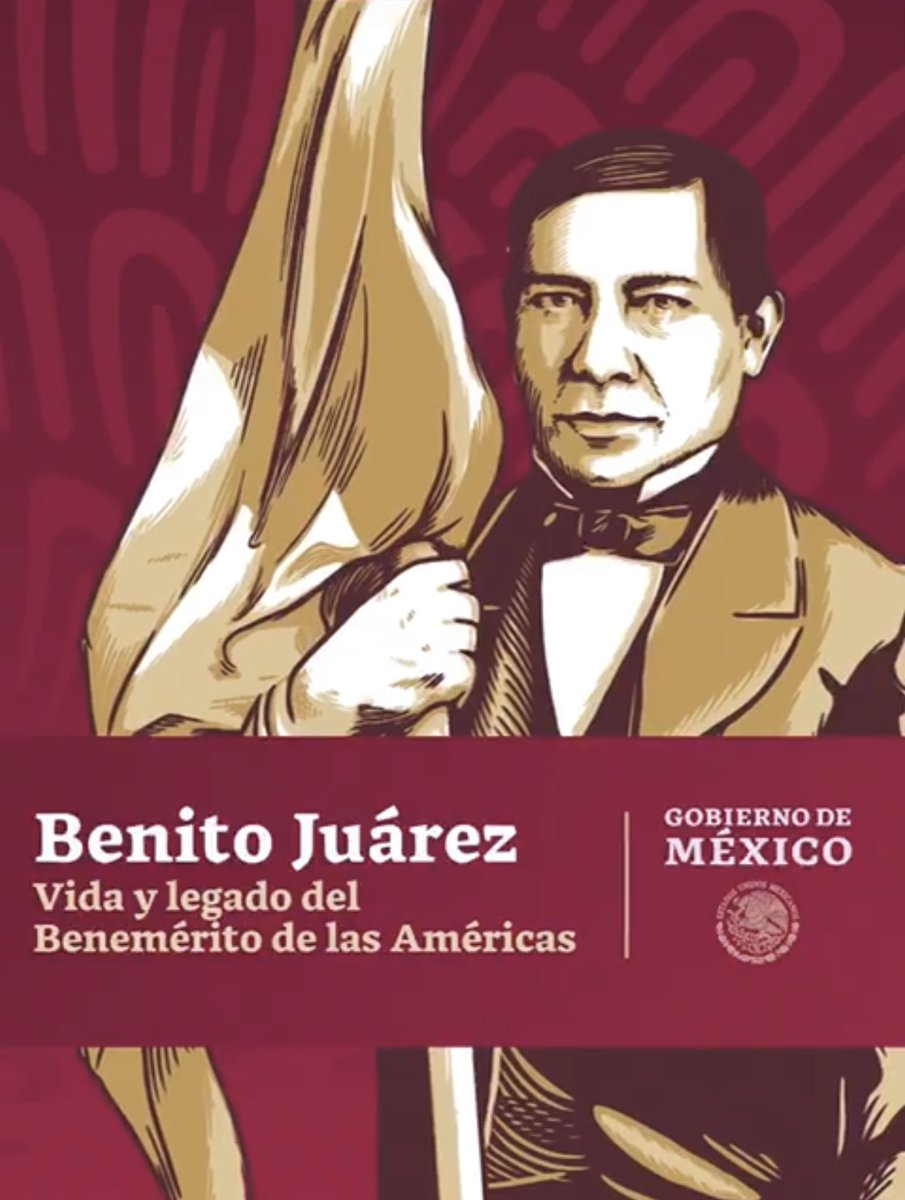 Gobierno de México's photo on #benitojuarez