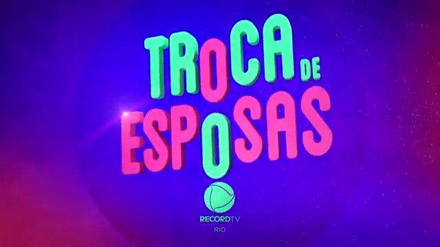 Record TV's photo on #TrocaDeEsposas