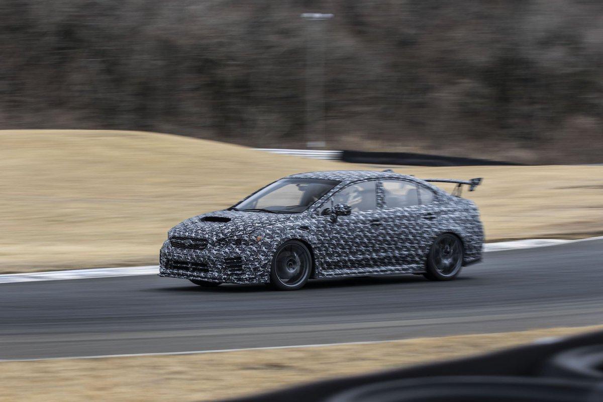 Schaller Subaru's photo on news zero