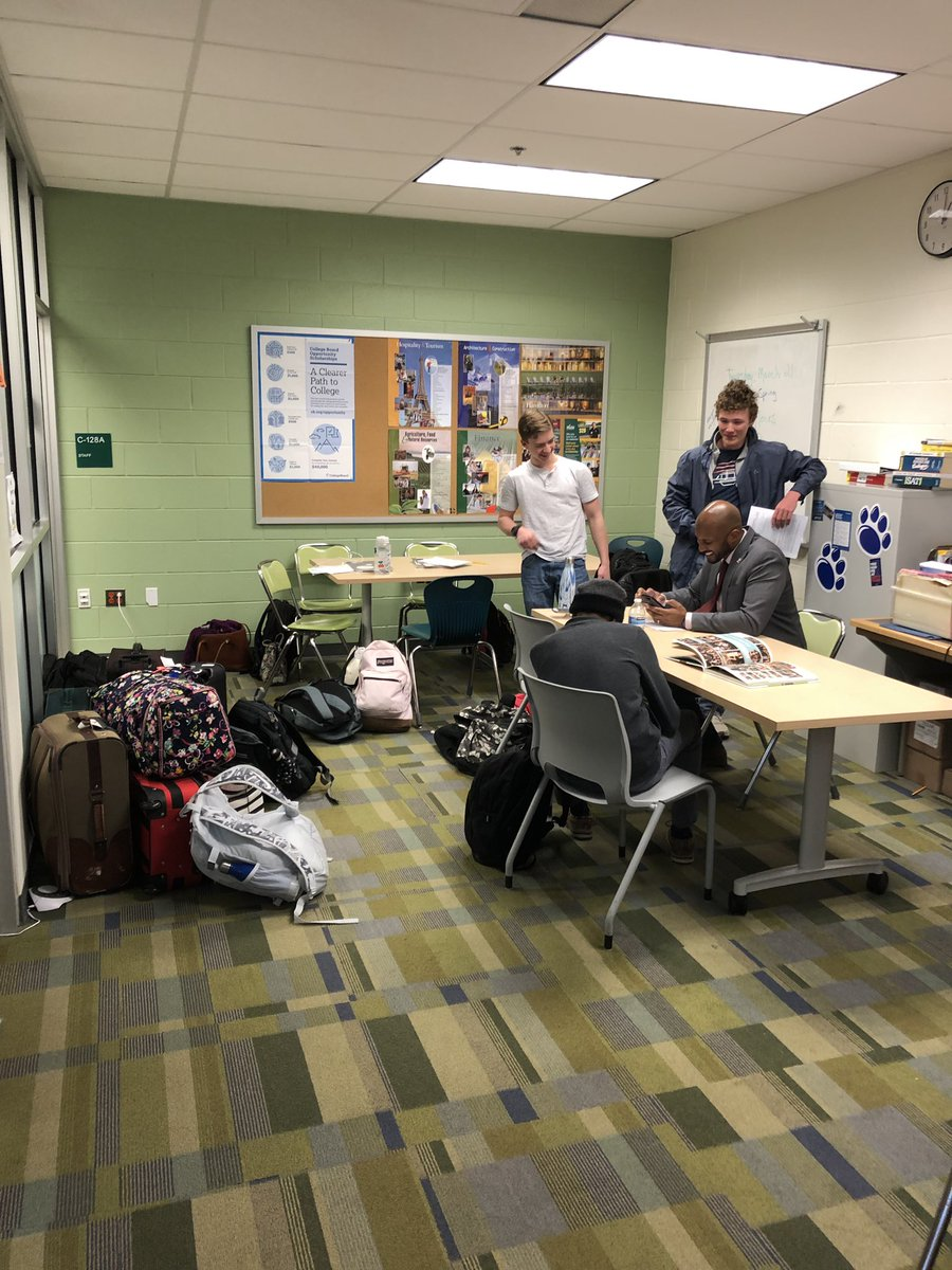 The Model General Assembly team is getting ready to head to Richmond. <a target='_blank' href='https://t.co/K1GTqLXsNX'>https://t.co/K1GTqLXsNX</a>