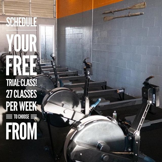 Schedule your free trial class and join the new rowolution!!! Indoor Rowing is a full body and low impact workout that is threat for all fitness levels! #2oars #2oarsrowing #row #rowing #fitness #rowlife #results #concept2rower #changethegame #weightloss… https://ift.tt/2FpKmbQ
