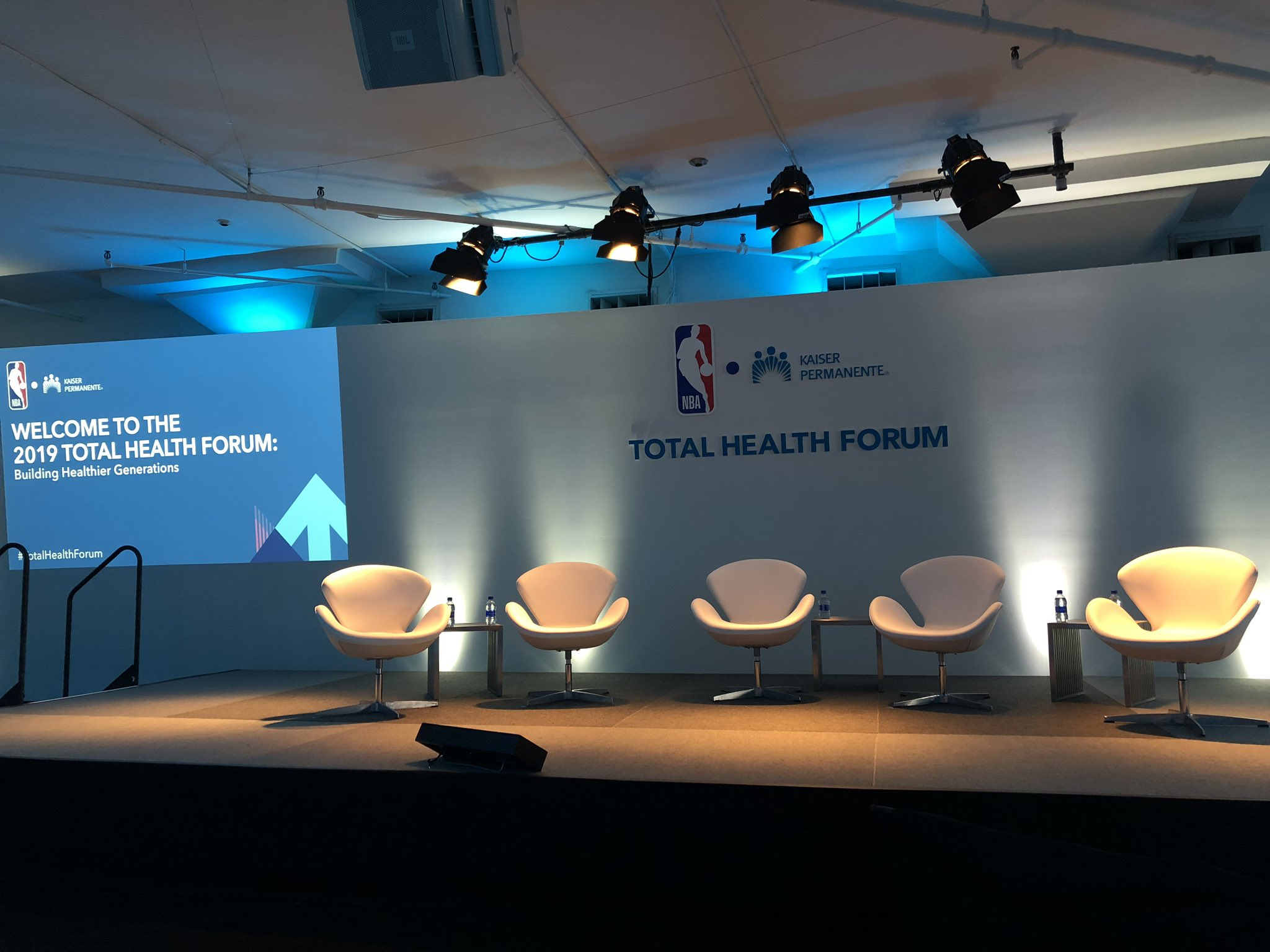 We're underway at our 4th annual #TotalHealthForum with @KPShare! https://t.co/eT6cPONG4U