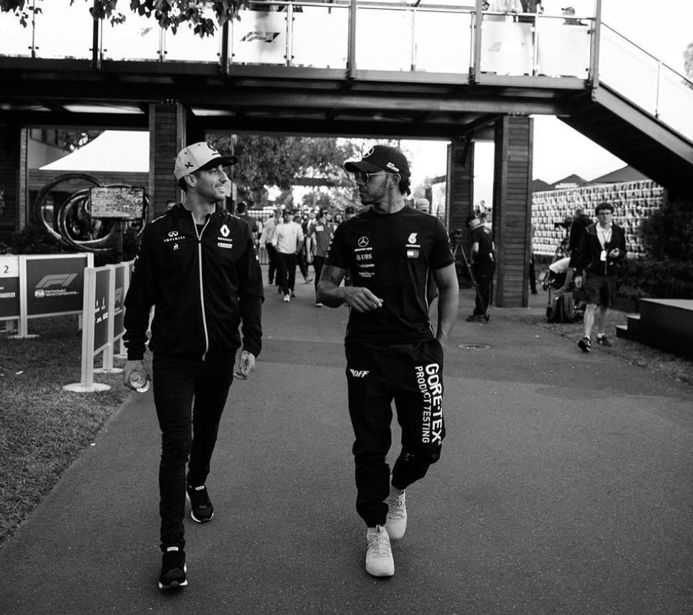 Lewis Hamilton @LewisHamilton