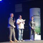 @SmitBerto - @GV_ag Vanmiddag de GVAG—prijs uitgereikt aan de BAR-gemeenten (Barendrecht, Albrandswaard en Ridderkerk) tijden de GBI-dag in Amersfoort. #GBIdag2019 https://t.co/Oicv25hCwF