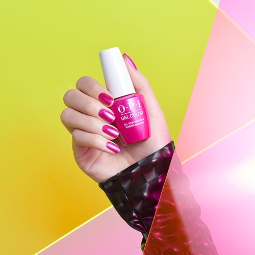 """If you needed another reason to head to the mall, """"All Your Dreams In Vending Machines"""" is it. Discover this new shade from our OPI Tokyo collection in OPI GelColor. Discover here: http://opi.is/pEDfeC"""