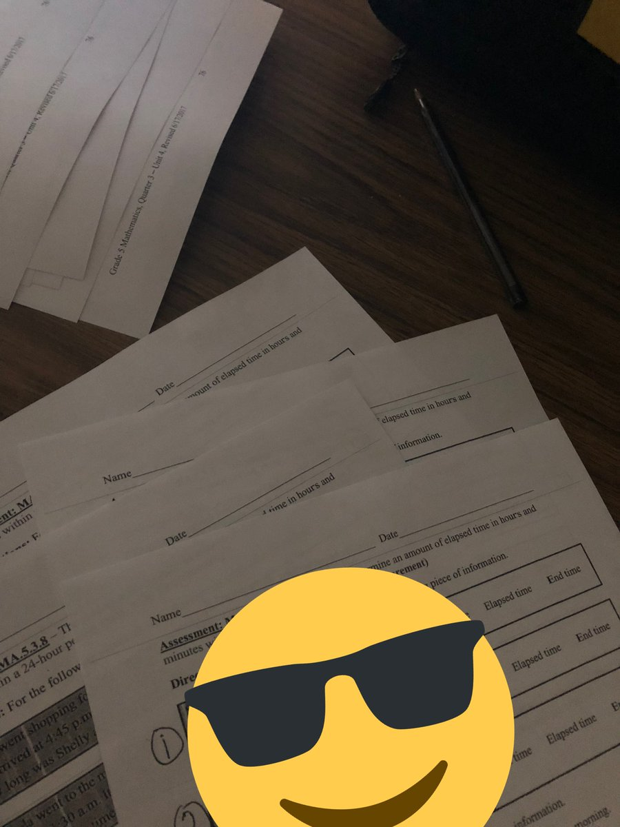 Invest in an invisible ink pen!! I was STOKED to use it to provide needed words of encouragement to students  during assessments! The smiles that consumed the room when students saw the notes was SO worth it!  #getontheirlevel  #showthemyoucare @Thalia_Ele @crystal_wilky<br>http://pic.twitter.com/0E8qIwHmV5