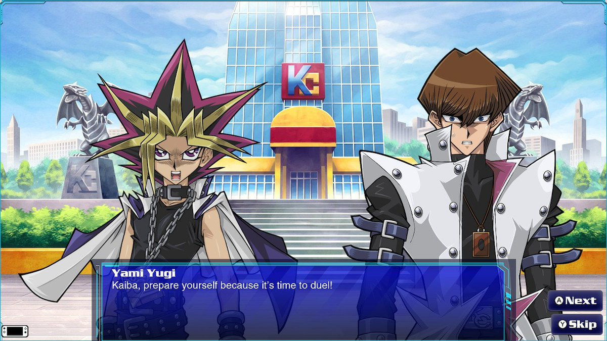 Experience over 20 years of #YuGiOh history with Yu-Gi-Oh! Legacy of the Duelist: Link Evolution, coming to Nintendo Switch, Summer 2019!  https://www.yugioh-card.com/en/products/legacy_of_the_duelist_2.html …