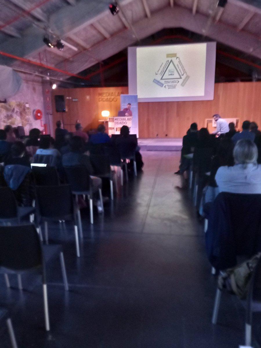 riunet FORO Ciencia Ciudadana Madrid 2019