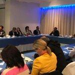 Image for the Tweet beginning: Intercambiar experiencias y buenas prácticas