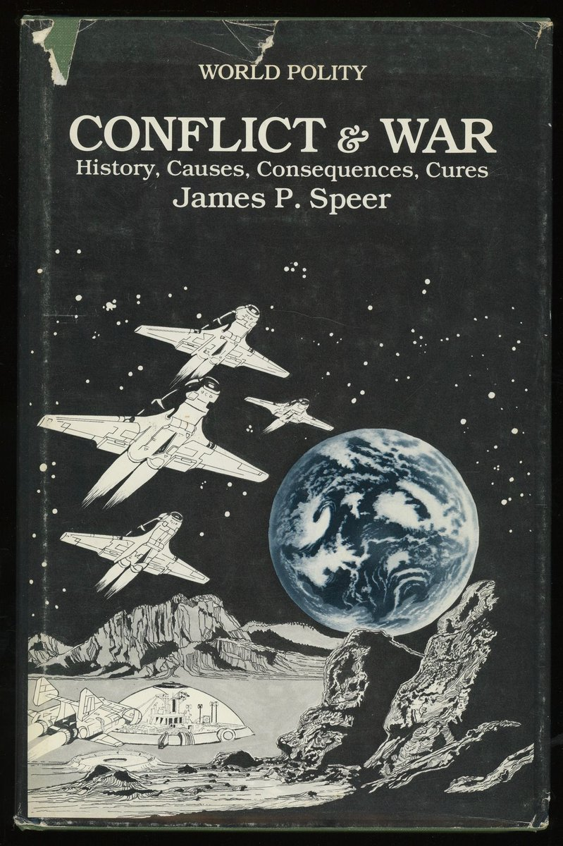Conflict & War: History, Causes, Consequences, Cures (1986) https://t.co/VdbofylV5N