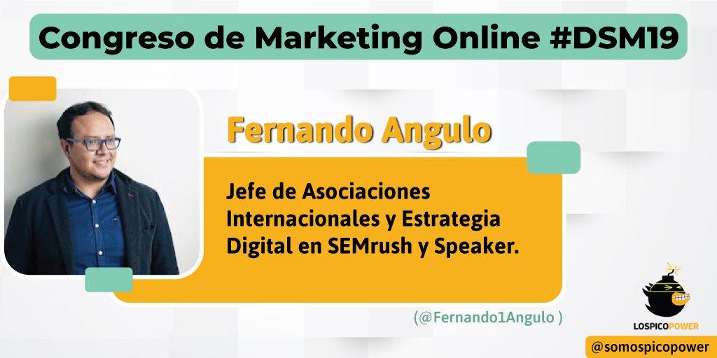 Fernando Angulo - @Fernando1Angulo Twitter Profile and