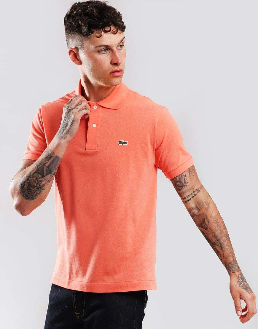 07340122 The classic L.12.12 polo shirt from Lacoste. Shop over 100 lines online  now, with free UK delivery available over £50 >> http://goo.gl/GAU4MF # Terraces ...