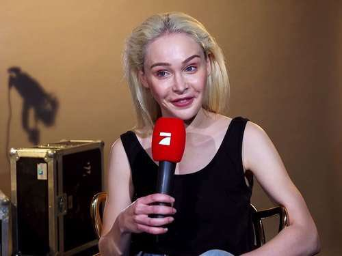 This is Theresia now.   Feel old yet? #GNTM <br>http://pic.twitter.com/wxwAHmD1Da