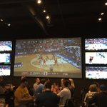College Basketball madness is happening NOW! Get to your nearest DJ's Dugout & join the fun!