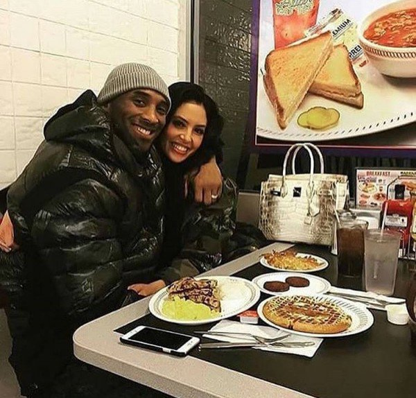 Vanessa Bryant on How She's Willing to Keep Having Babies Until She Gives Kobe a Boy (Pics-Vid) http://bit.ly/2FtqVAq