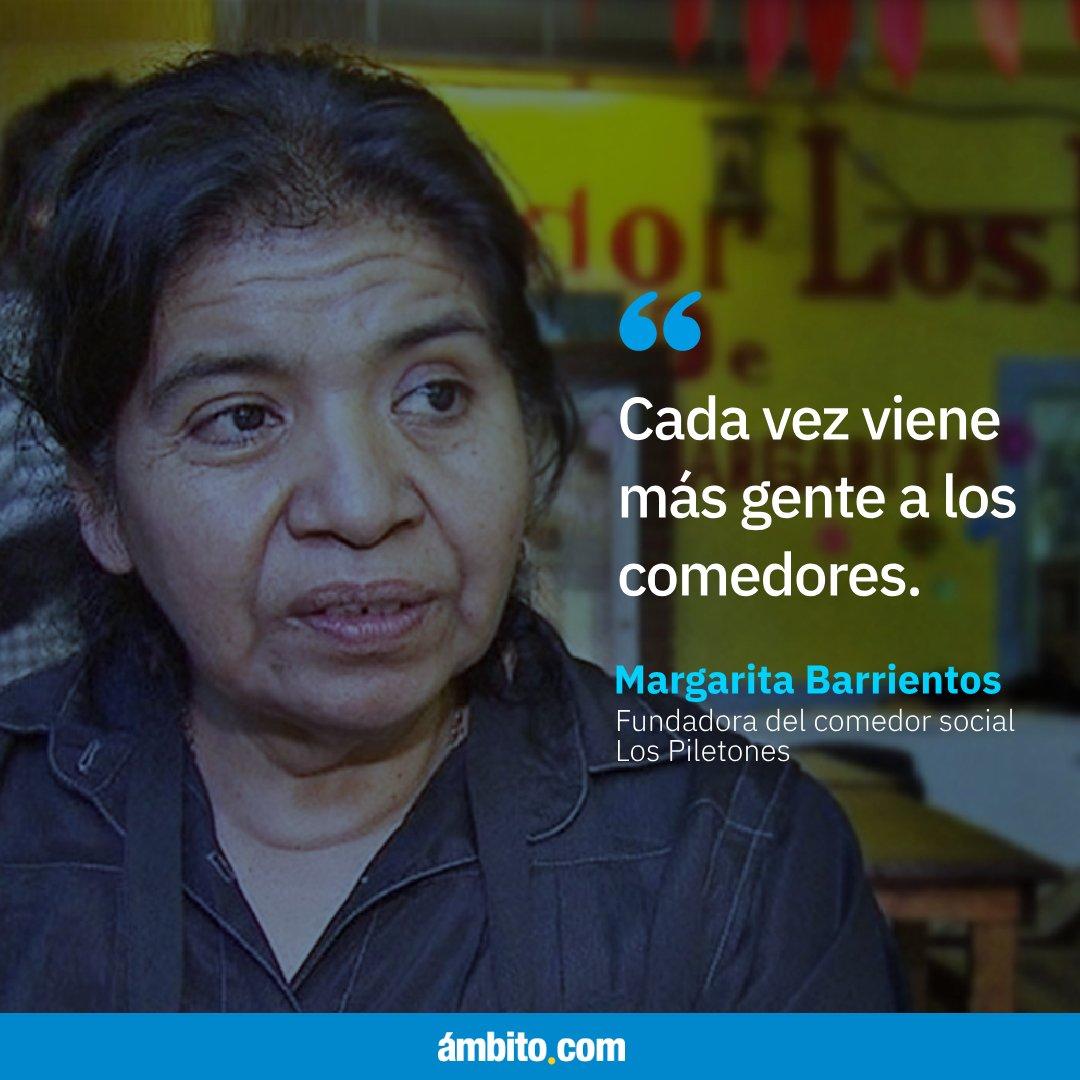 �mbito Financiero's photo on Margarita Barrientos